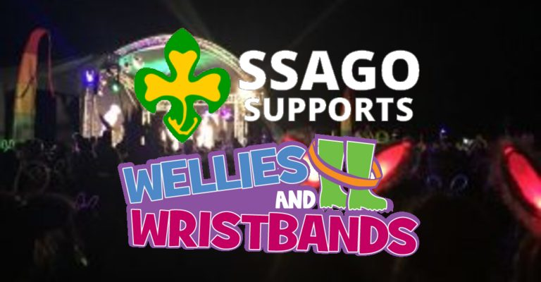 Wellies and Wristbands