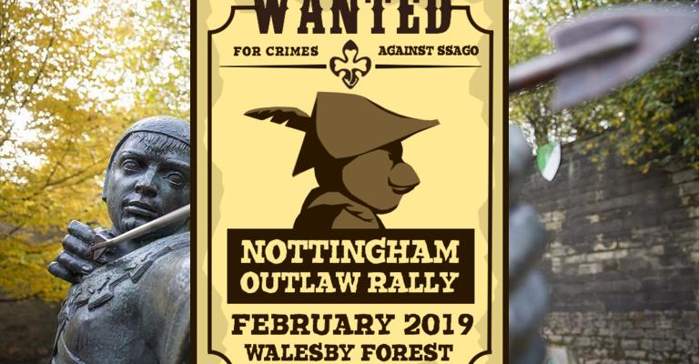 Nottingham Outlaw Rally