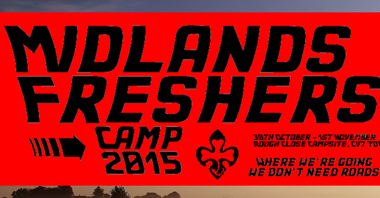 Midlands Freshers' Camp