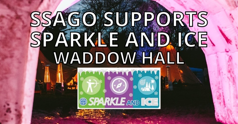 Sparkle and Ice - Waddow Hall